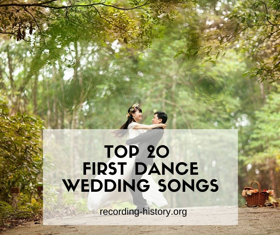 20+ Best First Dance Songs Of All Time