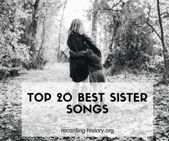 best sister songs