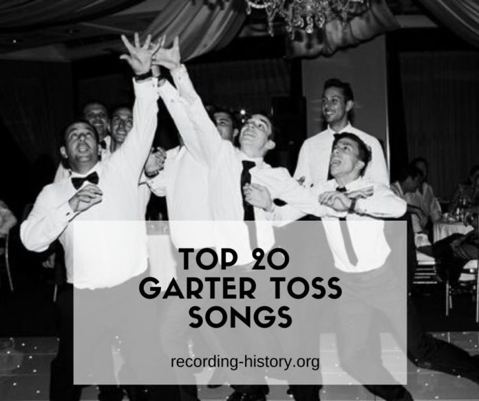 20+ Best Garter Toss Songs To Play On Your Wedding For 2020