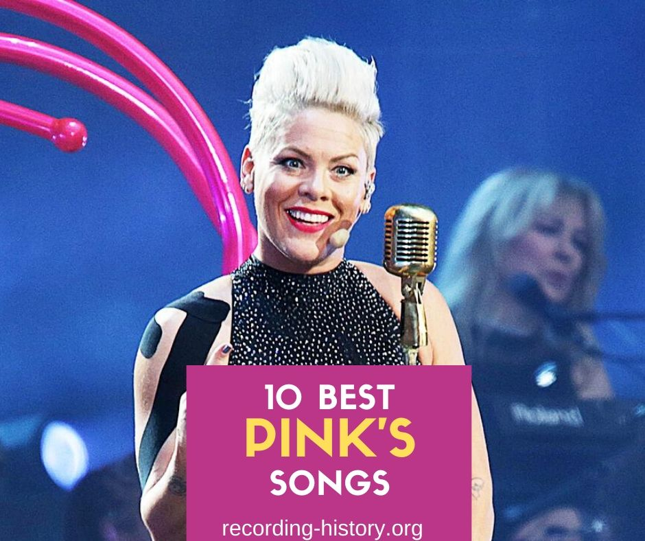 Pink Song List