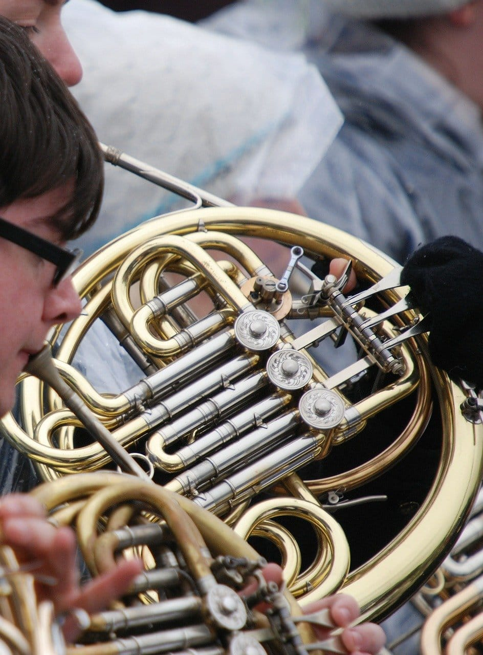 French horn - 10 hardest instruments to play