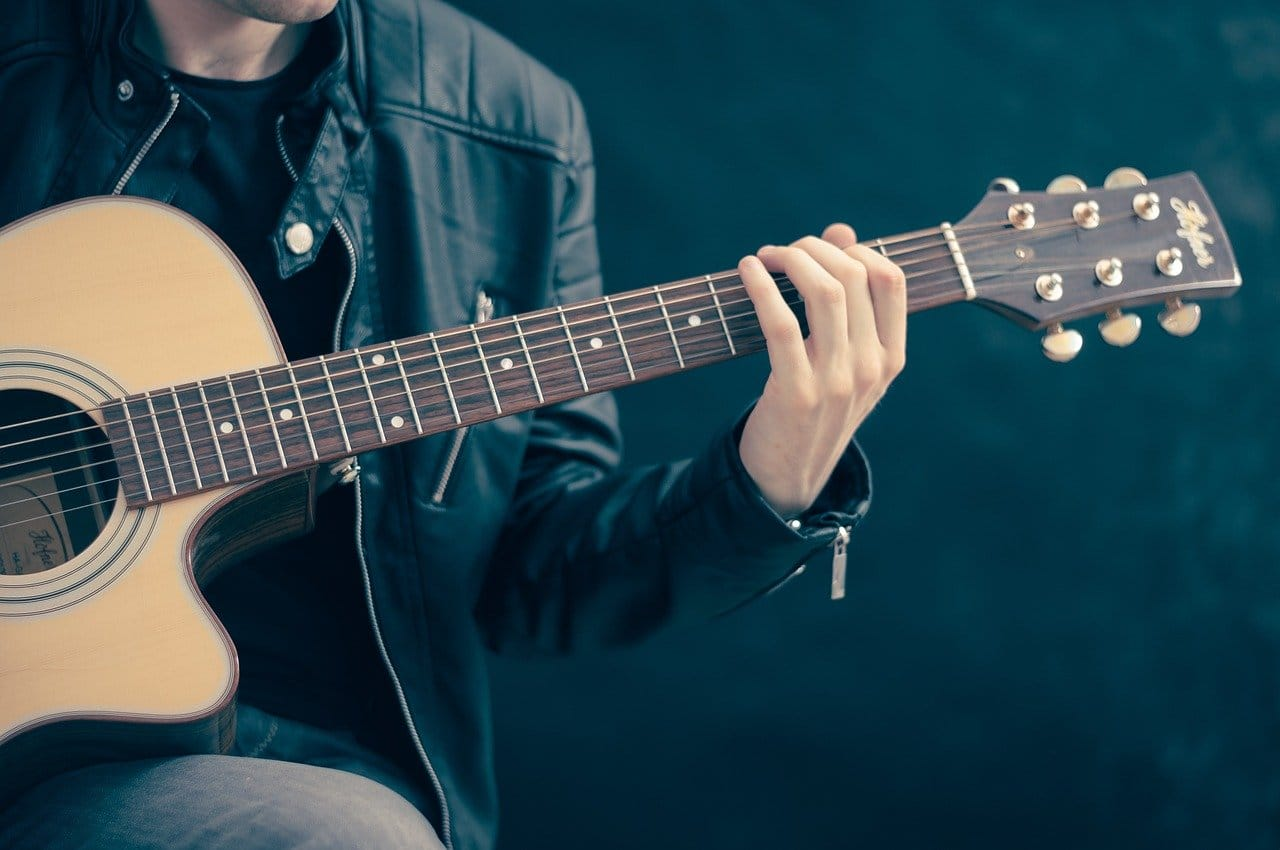 Classical Guitar - 10 hardest instruments to play