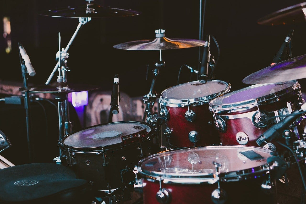 Drums - 10 hardest instruments to play