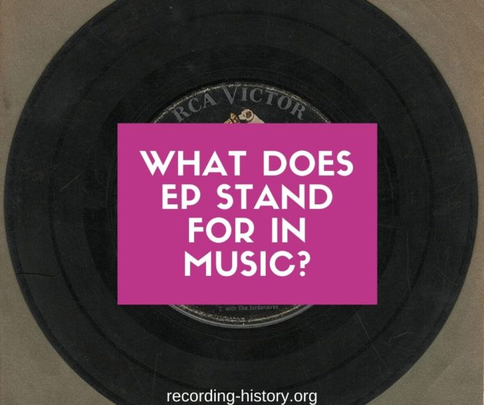 What does ep stand for in music