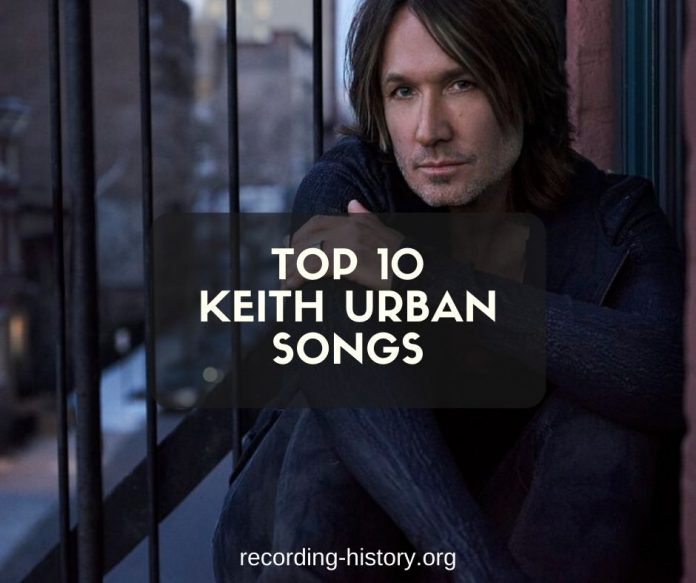 Keith Urban songs